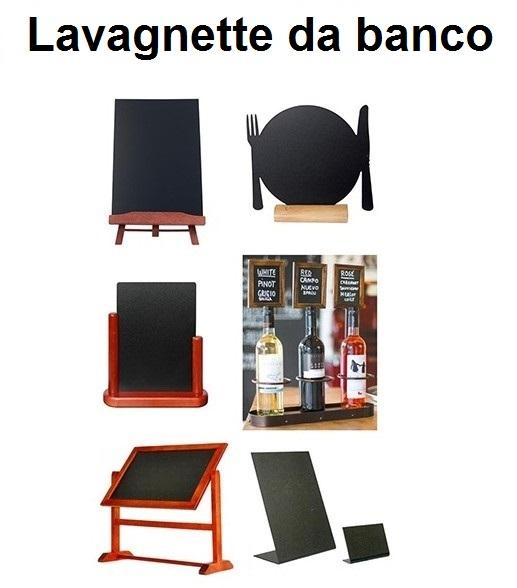 LAVAGNE E PRODOTTI DA BANCO