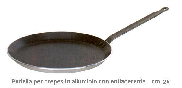 CREPIERA ALL+ANTIAD.cm 26 Novalberghiera