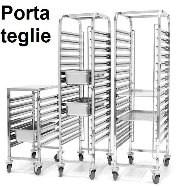 CARRELLI PORTA TEGLIE | Novalberghiera