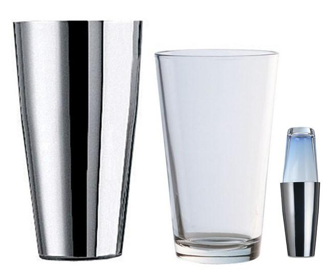 Shakers'/miscelatori vetro