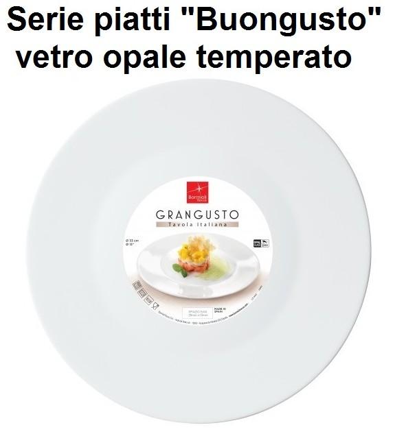 SERIE TAVOLA GRANGUSTO
