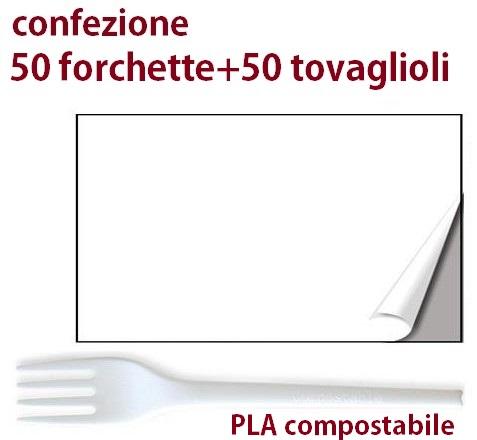 N.50 FORCHETTE PLA+TOV.lo|Novalberghiera