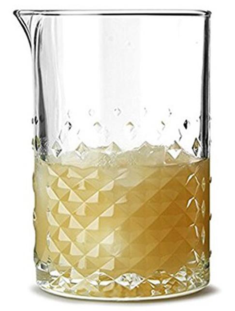 CARATS MIXING GLASS cl. 75|Novalberghiera