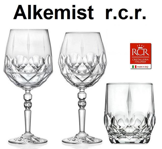 SERIE ALKEMIST
