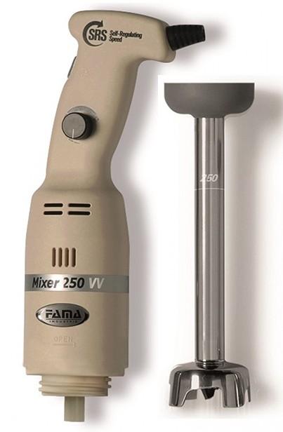 MIXER+GAMBO cm 25-250 VV | Novalberghiera