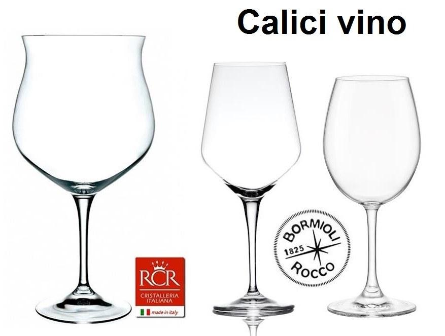 SERIE CALICE VINO BAR