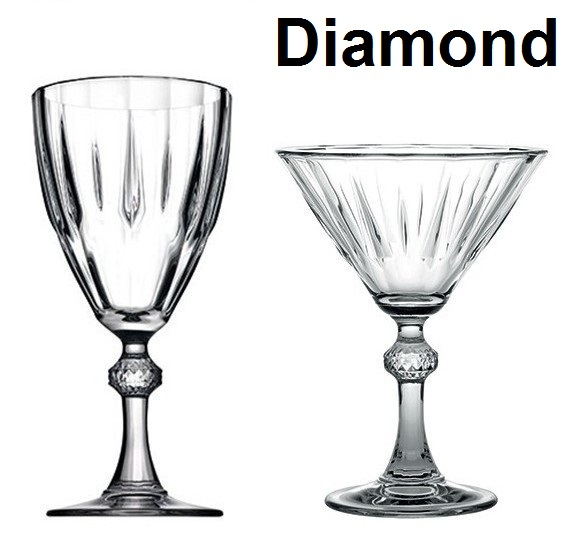 DIAMOND SERIE CALICI | Novalberghiera