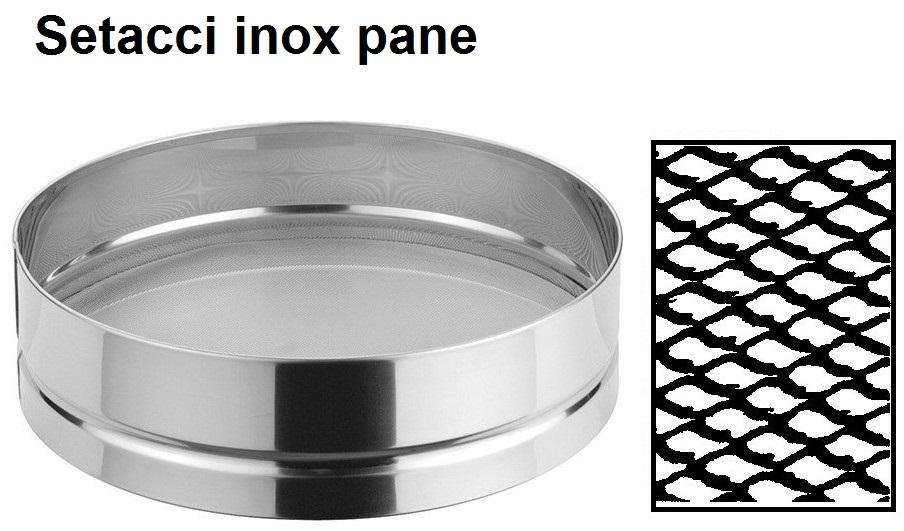 SETACCI INOX PANE