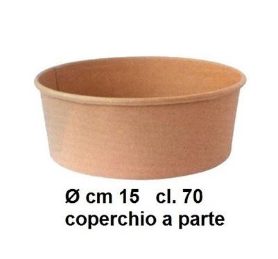 N.45 INSALAT.S/C.ml.700- Øcm15 Novalberghiera