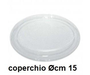 N.45 COPERCHI TR. Øcm 15 Novalberghiera