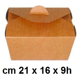 N.40 BIOBOX cm21x16x9h|Novalberghiera