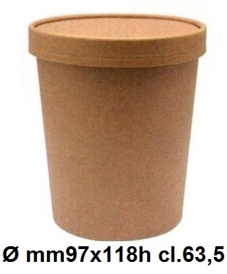 N.25 CONT.ZUPPE C/COP.ml.635|Novalberghiera
