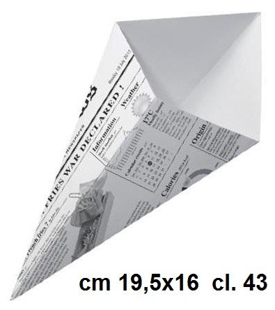 N.125 CONO STAMPA 430 ml.|Novalberghiera