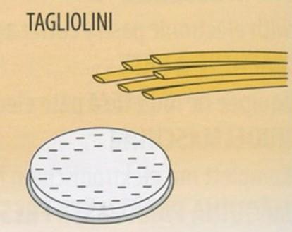 TRAFILA TAGLIOLINI x 2,5-4 | Novalberghiera