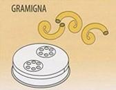 TRAFILA GRAMIGNA 2,5-4|Novalberghiera
