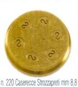 TRAFILA CASARECCE n.220 Novalberghiera