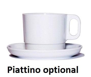 TAZZA CAFFE' MELAMINA cl. 9 | Novalberghiera