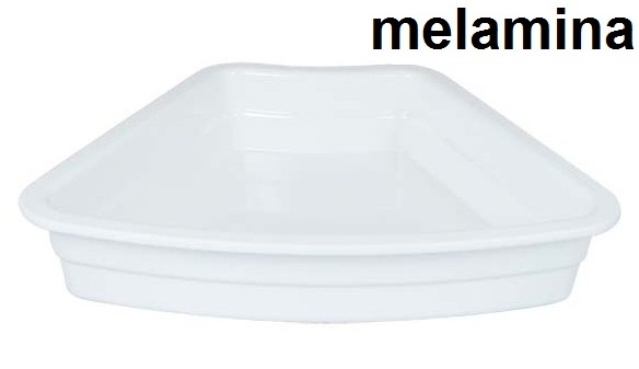 VASCA CURVA MELAM.33x26x2h|Novalberghiera