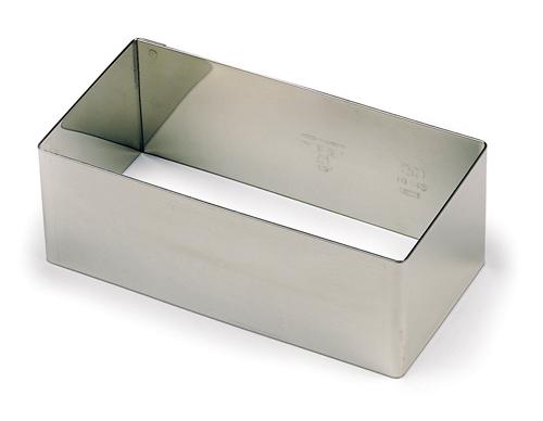 FASCIA INOX  RETT.cm12x4x3h|Novalberghiera