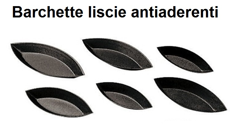 BARCHETTE LISCIE