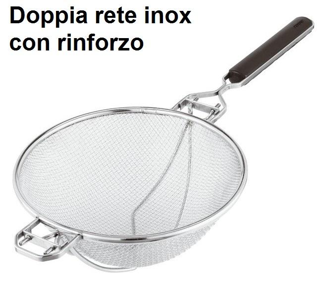 SERIE COLABRODO RINF.INOX Novalberghiera