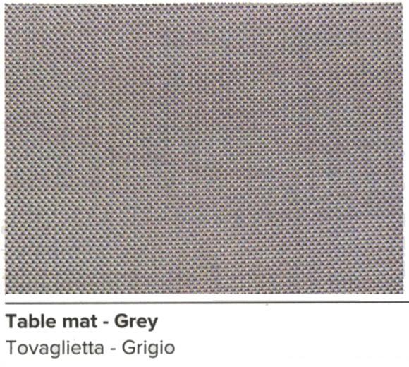 N.6 TOVAGLIETTE 42x30 GRIGIO