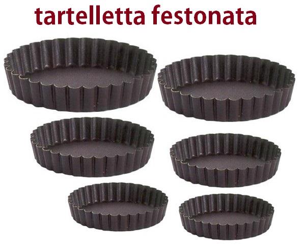 SERIE TONDA FESTONATA