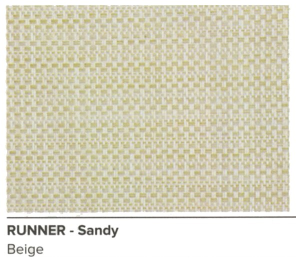 RUNNER 42x180 BEIGE