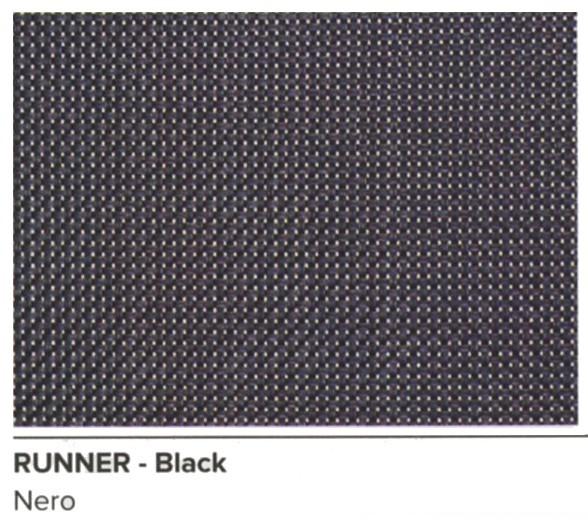 RUNNER 42x180 NERO