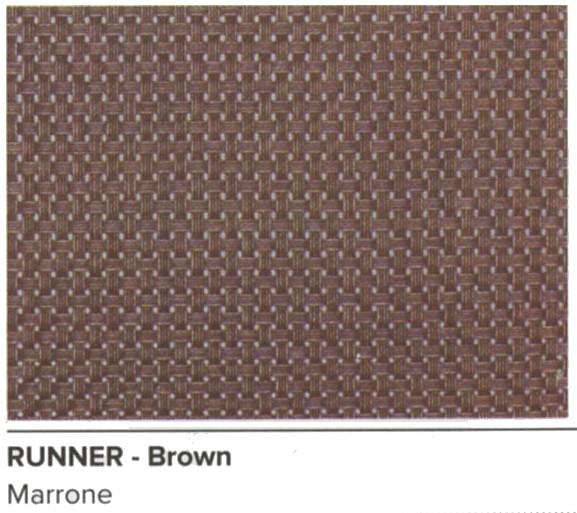 RUNNER 42x180 MARRONE