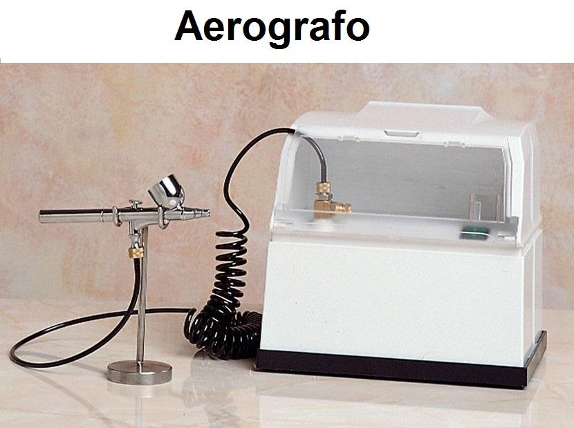 KIT AEROGRAFO