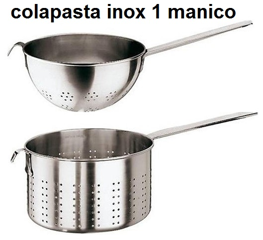 SERIE COLAPASTA CIL 1M INOX Novalberghiera