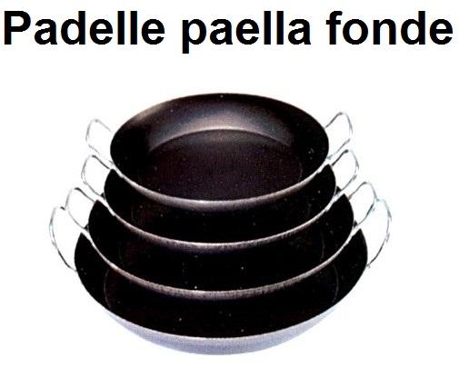 PADELLA PAELLA FERRO | Novalberghiera