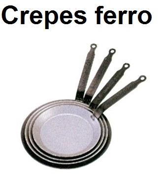 PAD.CREPES FERRO | Novalberghiera