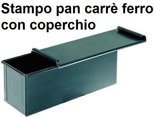STAMPO CARRE' FERRO C/C|Novalberghiera