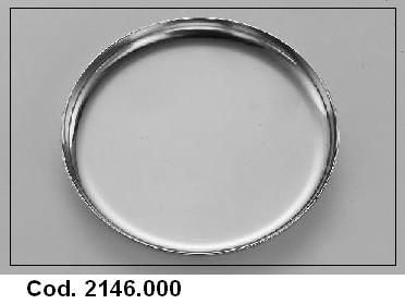 SOTTOBICC.INOX cm 10|Novalberghiera