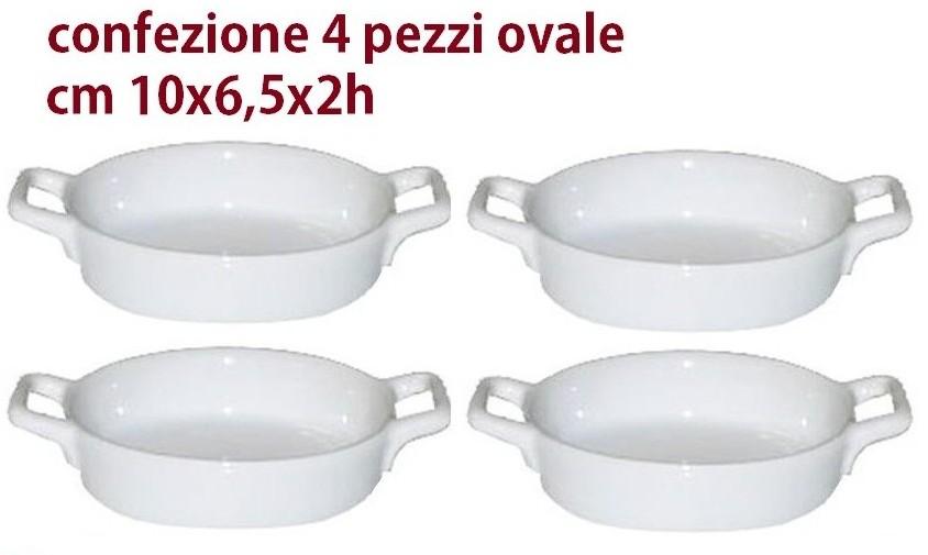 MINIATURE PZ.4 OVAL.cm10x6,5x2h | Novalberghiera