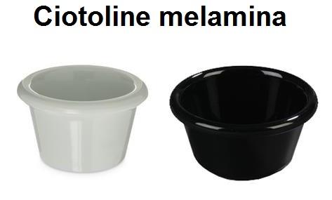 CIOTOLINE MELAMINA | Novalberghiera