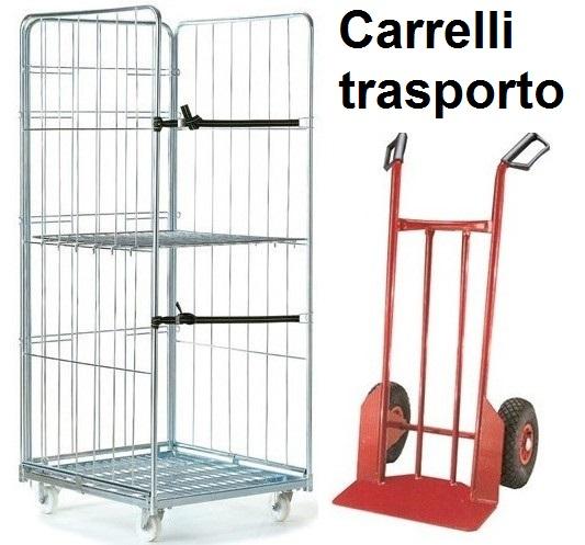 SERIE CARRELLI TRASPORTO