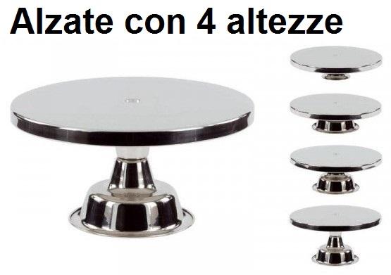 ALZATE ALTEZZA VARIABILE | Novalberghiera