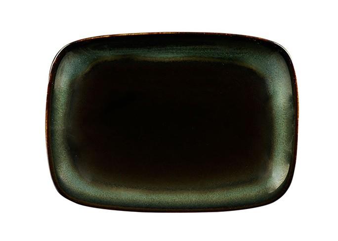 CORTEN PIATTO RETT. cm 12x8|Novalberghiera