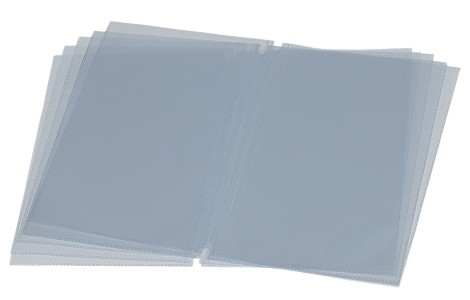 CONF.10 BUSTE PVC A5|Novalberghiera