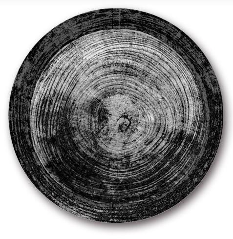 PIATTO PIZZA BLACK R cm 33 Novalberghiera