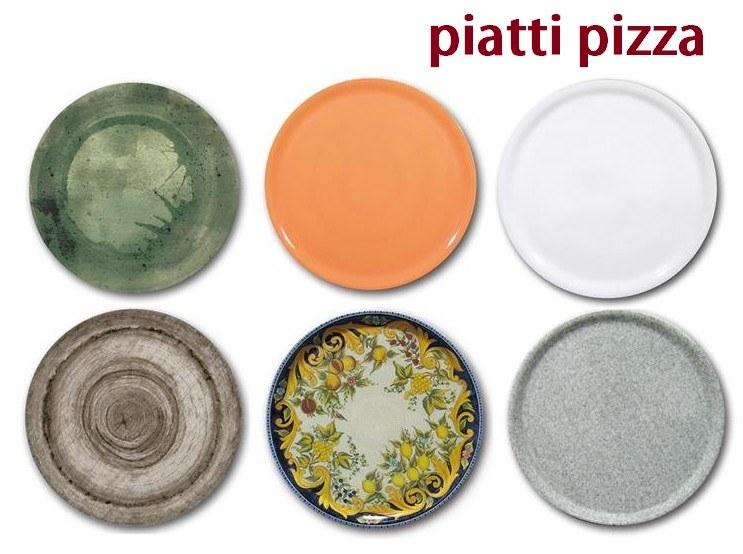 PIATTI PIZZA | Novalberghiera