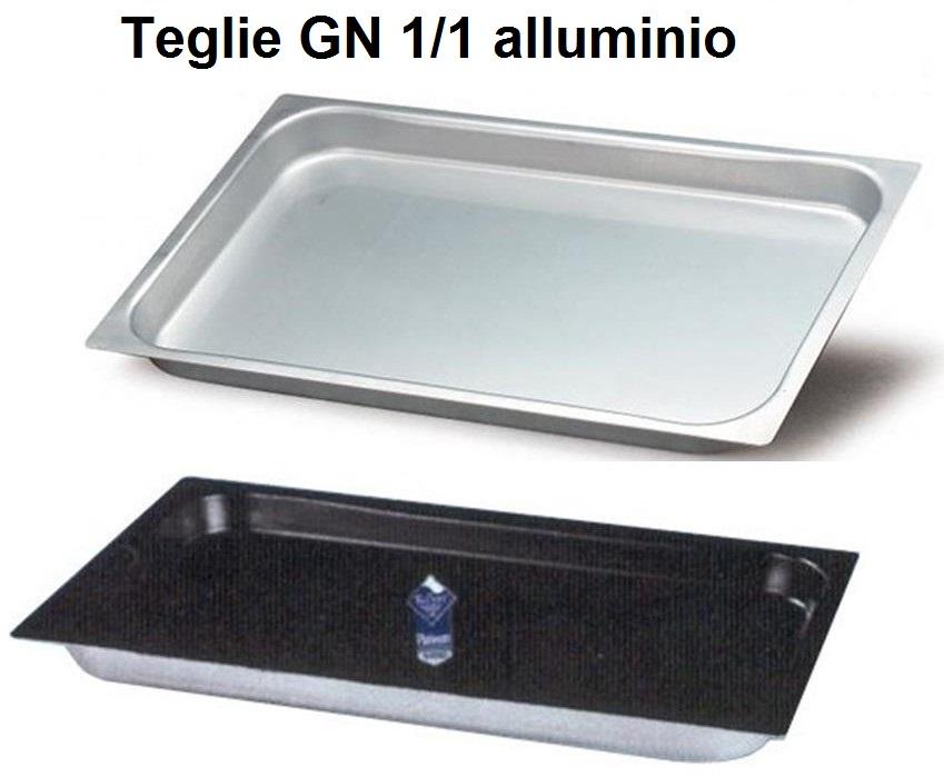 TEGLIA ALLUMINIO GN 1/1|Novalberghiera