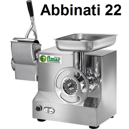 TRITACARNE+GRATT ABBINATI 22 | Novalberghiera