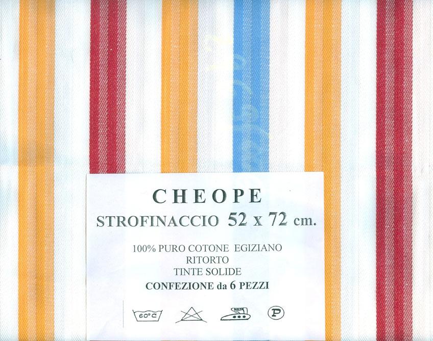 N.6 TORC.RIGHE 52x72 -CHEOPE|Novalberghiera
