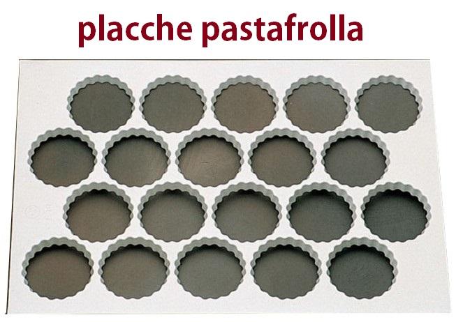 SERIE PLACCHE X PASTAFROLLA | Novalberghiera