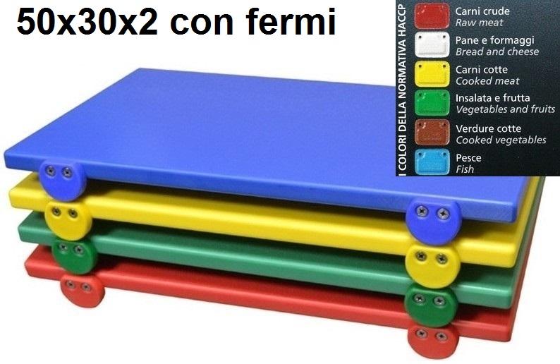 TAGLIERI C/FERMI  50x30x2 | Novalberghiera