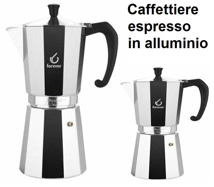 CAFFETTIERE ESPRESSO SERIE